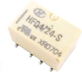 HFD4/24SR (IM07GR), Реле 24VDC 2пер. 2A/250VAC