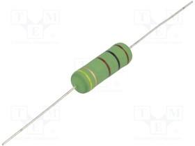 KNPA5W-130R, Резистор проволочный высоковольтный, THT, 130 Ом, 5Вт, ±5%