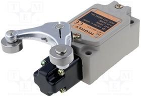 WL-5105, Концевой выключатель с двойным рычагом R38 и роликом