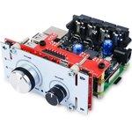 HiFi-Pi №3, Digital amplifier for Raspberry Pi 2x60W, SSM3582x2