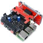 Фото 2/3 HiFi-Pi №3, Digital amplifier for Raspberry Pi 2x60W, SSM3582x2