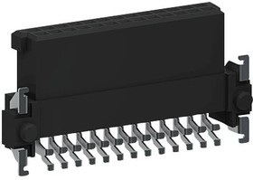 404-51012-51, Разъем типа плата-плата, 1.27 мм, 12 контакт(-ов), Гнездо, One27 Series, Поверхностный Монтаж