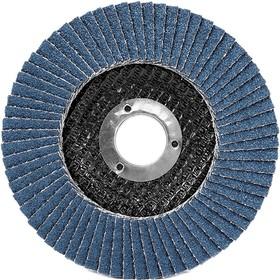 Круг шлифовальный лепестковый торцевой конусный Z80 125х22 03-08-180