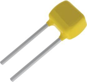 C315C471J5G5TA7303, Многослойный керамический конденсатор, 470 пФ, 50 В, Goldmax, 300 Series, ± 5%, Радиальные Выводы