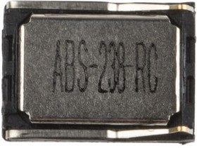ABS-238-RC, MINIATURE PEEK SPEAKER 8OHM 11X15X3MM