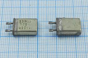 кварцевый резонатор 13МГц в корпусе с жёсткими выводами МВ, 13000 \ МВ\\\\РК353МВ\1Г