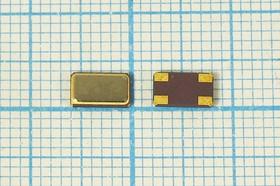 Кварц 13МГц в корпусе SMD 6x3.5мм с четырьмя выводами, нагрузка 10пФ, без маркировки, 13000 \SMD06035C4\10\ 10\ /-20~70C\SMD6035-04\1Г бм