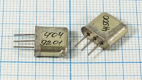 Фильтр кварцевый 41.5МГц, полоса пропускания 5.9кГц, ф 41500 \пол\ 5,9/3\\\ФП2П8-281-3\2пор\