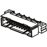 384275, ERNIPRESS Series 20 Way 2.54mm Pitch, Type B/3 Class C2, 2 Row ...