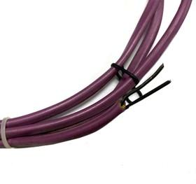 Термопарный провод Хромель-копель ПТП ХК 2 х 1,75 мм 1 м (ПВХ изоляции)