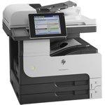 МФУ HP LaserJet Enterprise 700 M725dn, A3, лазерный ...