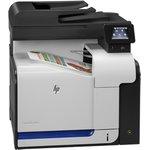 МФУ HP Color LaserJet Pro 500 MFP M570dn, A4, цветной ...