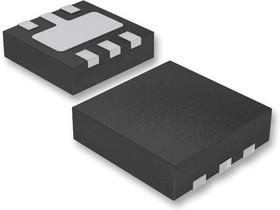 Фото 1/2 PBSS4160PANSX, Массив биполярных транзисторов, Двойной NPN, 60 В, 1 А, 510 мВт, 70 hFE, SOT-1118