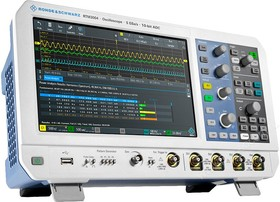 RTM3K-54, Осциллограф 4 канала х 500МГц (Госреестр)