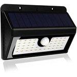 Светлячок 7 Вт, Уличный светодиодный светильник на солнечной батарее