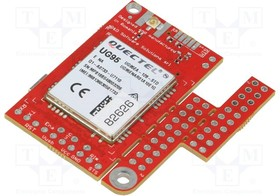 UGSM219-UG95E-UFL, Аксессуары дочерняя плата, Интерфейс UART, USB, 3G, 27x45мм