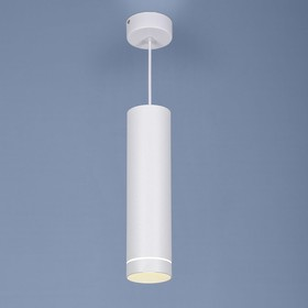 Фото 1/9 DLR023 12W 4200K / Светильник светодиодный стационарный белый матовый