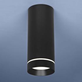 Фото 1/9 DLR022 12W 4200K / Светильник светодиодный стационарный черный матовый