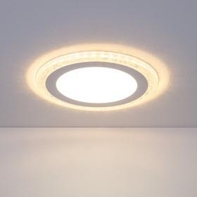 DLR024 18W 4200K / Светильник встраиваемый