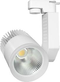 Фото 1/7 LTB20 / Светильник потолочный светодиодный Accord Белый 30W 3300K