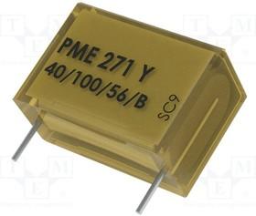 PME271YC5470MR30, 0,047 мкф, 300В, Y2, Конденсаторы подавления ЭМП