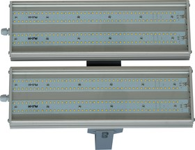 Фото 1/3 PLO 150 Вт uns (2х80), Промышленный светодиодный светильник