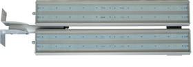 Фото 1/2 PLO 300 Вт cons (2х150), Уличный светодиодный светильник