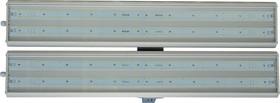 Фото 1/2 PLO 300 Вт uns (2х150), Промышленный светодиодный светильник