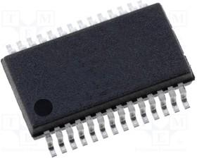 CY7C64215-28PVXC, IC: контроллер USB; 3,15?5,25ВDC; SSOP28