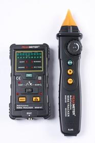 Фото 1/6 PM6816 PeakMeter трассоискатель, кабельный тестер