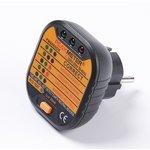 PM6860DR PeakMeter тестер розеток