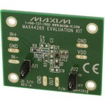 MAX44265EVKIT#, Evaluation Board, Rail to Rail, 200kHz ...