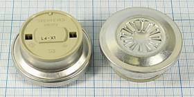 Фото 1/2 Пьезодинамик со схемой внутри; № 6617 дин 48x22\\\мет/мет\2T\ TS9,S8\пьезодинамик