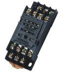 Колодка для реле PTF14 (metal clips)