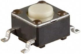Кнопка тактовая KLS7-TS6604-5.0-180 (bulk packing)