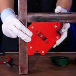 12-4835, Магнитный угольник-держатель для сварки, отключаемый на 3 угла ...