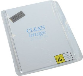 600-2008, CLEANROOM A4 LINED NOTEBOOK