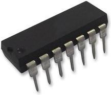 Микросхема HD74HC00P dip-14