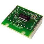 Фото 2/3 SHD0028R, Двухразрядный светодиодный семисегментный дисплей со сдвиговым регистром, красный
