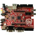 Фото 3/3 DUINOMITE-eMEGA, Отладочная плата форм-фактора Arduino на базе МК PIC32MX795L
