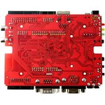 Фото 2/3 DUINOMITE-eMEGA, Отладочная плата форм-фактора Arduino на базе МК PIC32MX795L