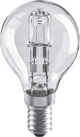 Шар G45 42W E14, Лампа галогенная
