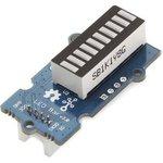 Фото 4/4 Grove - LED Bar v2.0, 10-сегментный LED индикатор для Arduino проектов