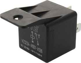 V23234A1001X036-EV-100, Автомобильное реле, 12 В DC, 50 А, SPDT, Панель, Быстрое Соединение, Power Relay B Series