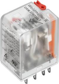 DRM570524LT, Реле 24 В AC, 5 A, 4 контакта