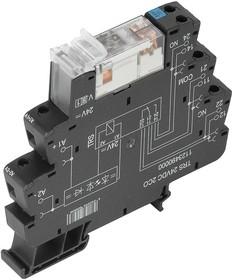 TRS 24VDC 2CO, Релейный модуль