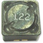 Фото 3/5 SRR1260-120M, Inductor Power Shielded Wirewound 12uH 20% 1KHz 27Q-Factor Ferrite 5.2A 0.023Ohm DCR T/R