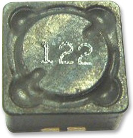 Фото 1/2 SRR1280-221K, INDUCTOR, SHIELDED, 220UH, 1.7A, SMD, FULL REEL