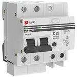 Выключатель автоматический дифференциального тока 2п 4мод ...
