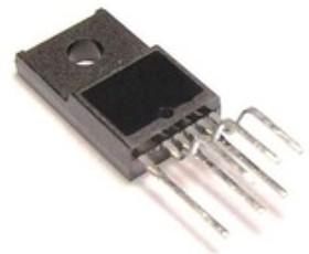 STRY6765, ШИМ-контроллер [TO-220F-7]